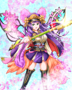モンスト-獣神化桜